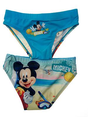 Купальные плавки на мальчика Disney