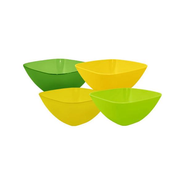 Салатник квадратный  180х180