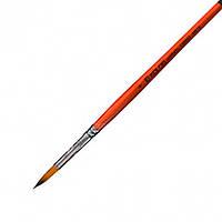 Кисть синтетика круглая №6 Carrot 1097R 4210970r06