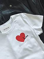 Оригинальная футболка LOVE, фото 1