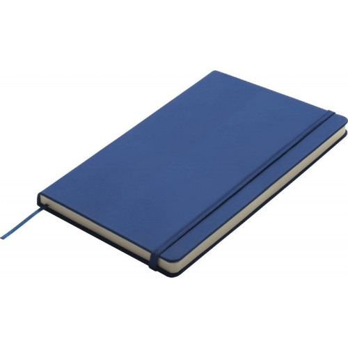 Блокнот на резинке Kiel Синий