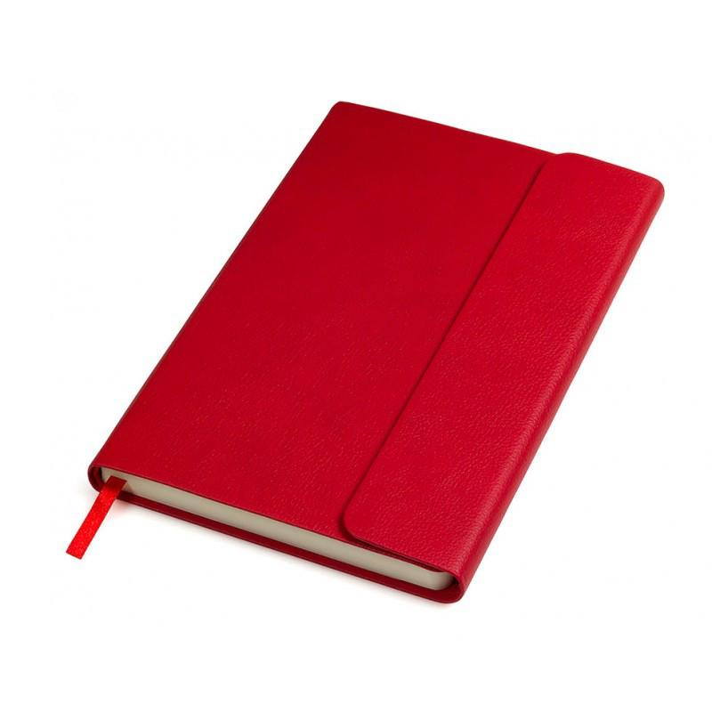 Блокнот на магните Creative Красный