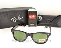Солнцезащитные очки Ray Ban Wayfarer RB 2140 Стекло унисекс рей бен мужские  и женские реплика 879c01c5ab274