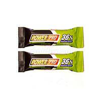 Power Pro, Протеиновый батончик 36, орех