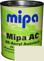 Автокраска акриловая VW L90E Белая MIPA 2K 1л