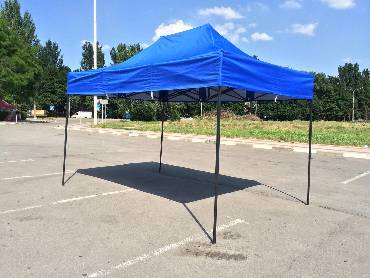 Раздвижной шатер 4х2,7 м.