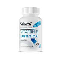 Вітаміни OstroVit - Vitamin B Complex (90 таблеток)
