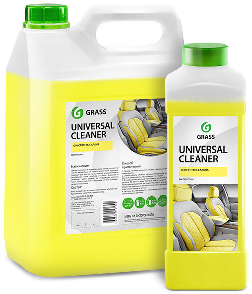Очисник салона GRASS Universal-cleaner 1л 112100
