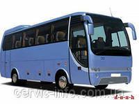 Пассажирские перевозки автобусами в запорожье