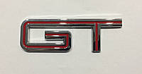 Эмблема кузова GT