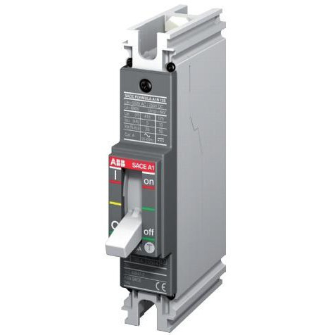 Автоматический выключатель ABB Formula A1N 125 TMF 100-1000 1p F F, 1SDA066695R1