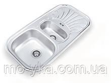 Кухонная мойка Ukinox GАР 1000.500.15 GW 8K