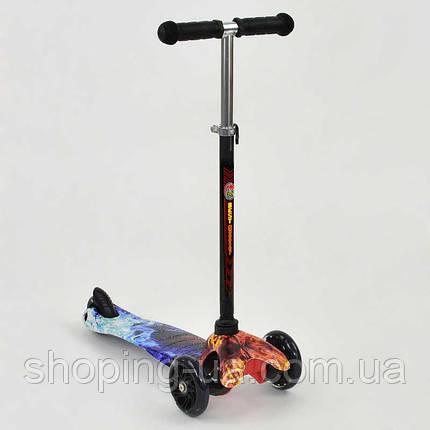 Трехколесный cамокат Mini Best Scooter 24697, фото 2