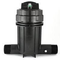 """Фильтр 1"""", сетчатый """"IPRBQKCHK-100"""", (с регулятором давления, фильтрация 75 мкм) - Rain Bird (США), фото 1"""
