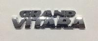 Эмблема надпись багажника Suzuki Grand Vitara