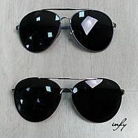 Очки солнцезащитные капли серый
