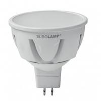 EUROLAMP LED Лампа TURBO NEW MR16 5W GU5.3 4000K 12V (50)