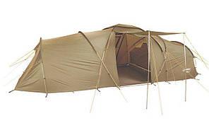 Палатка восьмиместная Terra Incognita Grand 8 песочная