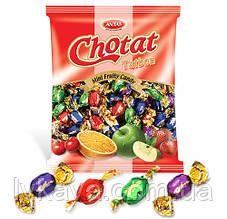Мини - леденцы Chotat Tatbon со вкусом фруктовое ассорти, 1 кг