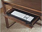 """Письменный стол """"Браун"""" из массива натурального дерева, фото 2"""