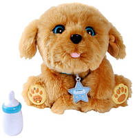 Little Live Pets Интерактивная игрушка Ласковый щенок Snuggles My Dream Puppy
