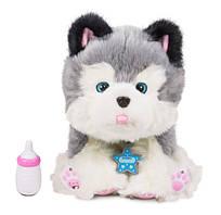 Little Live Pets Интерактивная игрушка Ласковый щенок Frosty My Dream Puppy