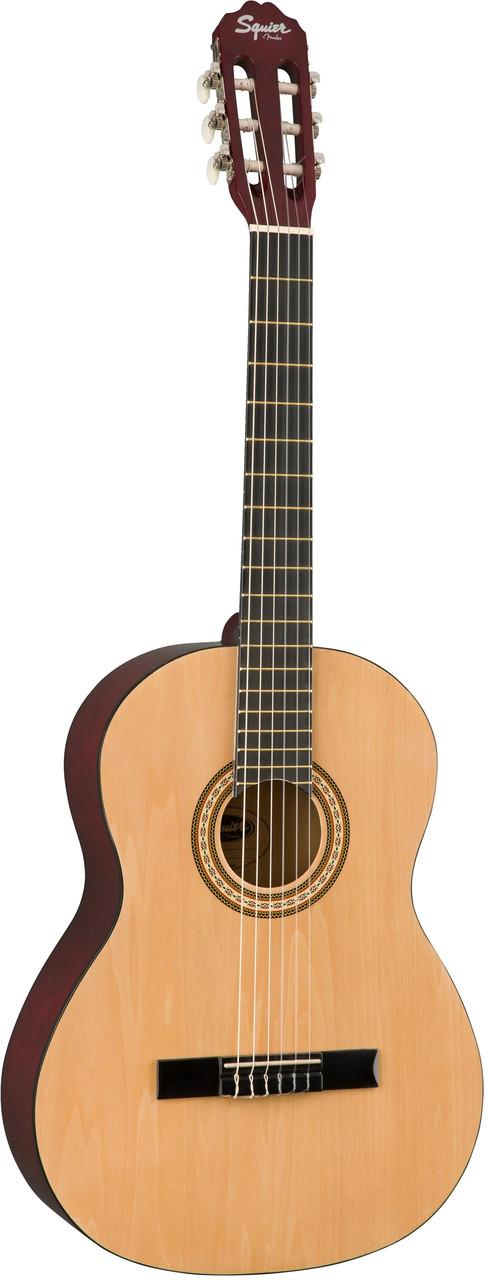 Класична гітара SQUIER by FENDER SA-150N CLASSICAL NAT