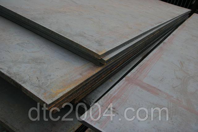Лист стальной 36 мм ст.3