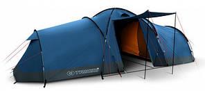 Палатка девятиместная Trimm Galaxy II lagoon/grey синяя