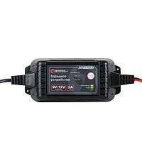 Зарядное устройство 6/12В, 2А, 230В, максимальная емкость заряжаемого аккумулятора 1.2-60 а/ч INTERTOOL