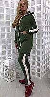 Женский теплый костюм в норме, фото 1