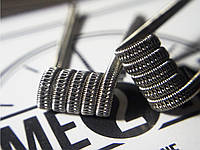 Спирали для электронных сигарет Staggered Fused Clapton Coil