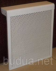Металлический экран для радиаторов отопления
