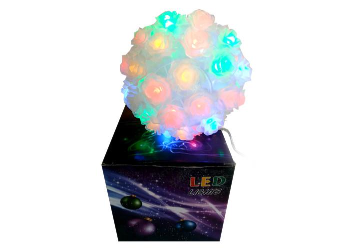 Гирлянда LED Розочки