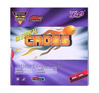 Накладка для ракетки (настольный теннис) 729 Cross