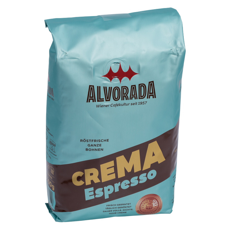 Зернова кава Alvorada crema espresso 500 г.