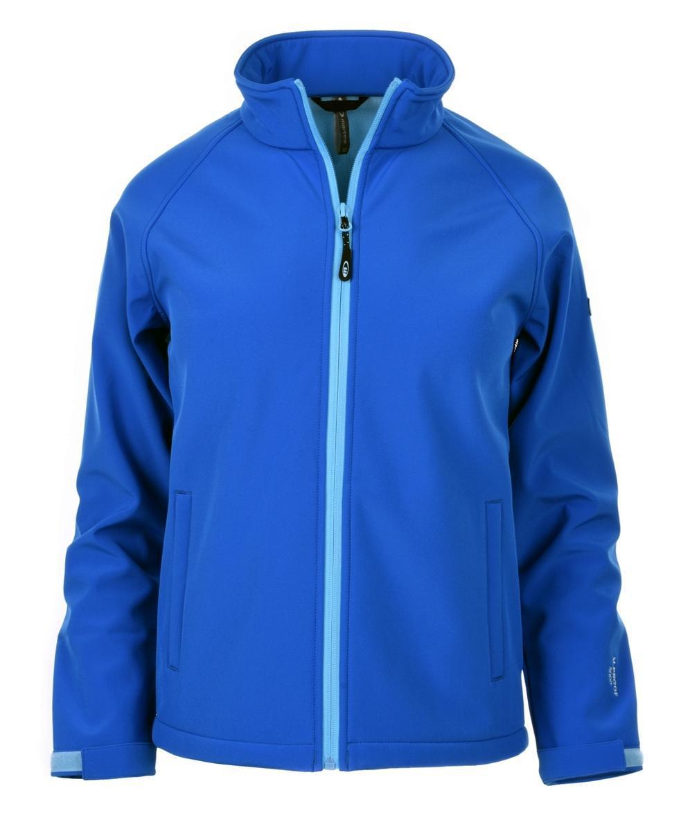 Детская куртка легкая Martes Nantes JR Blue