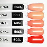 Гель-лак Kodi №50 SL (оранжево-персиковый) 8мл, фото 2