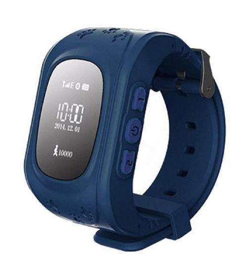 Детские GPS часы с трекером Smart Baby Watch Q50 (V80)