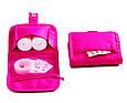 Органайзер-аптечка дорожный розовый, фото 3