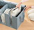 Органайзер для одежды Бамбук 100*30*15см, фото 2