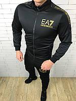 Спортивный костюм Emporio Armani D3140 черный