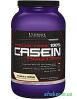 Протеин Ultimate Nutrition Prostar 100% Casein Protein (907 г) ультимат казеин комплекс