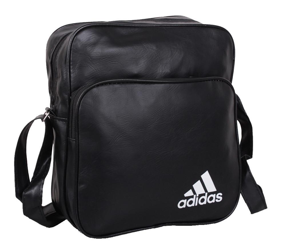 Спортивная сумка из искусственной кожи sport303576 черная