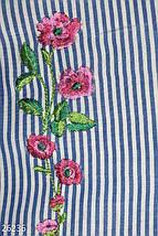 Женское летнее платье в полоску полу приталенное открытые плечи асимметричная юбка бело голубое, фото 3