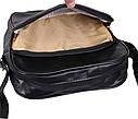 Спортивная сумка из искусственной кожи sport303585 черная, фото 5