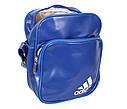 Спортивная сумка из искусственной кожи sport303598 синяя, фото 5