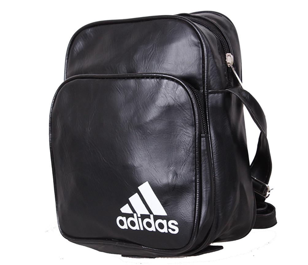 Спортивная сумка из искусственной кожи sport303614 черна