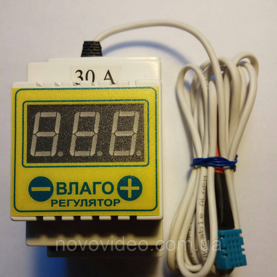 Регулятор влажности цифровой ВРД-6 для инкубатора на 6 кВт