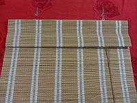 45х140 см. жалюзи бамбук,  римские шторы BRM 232